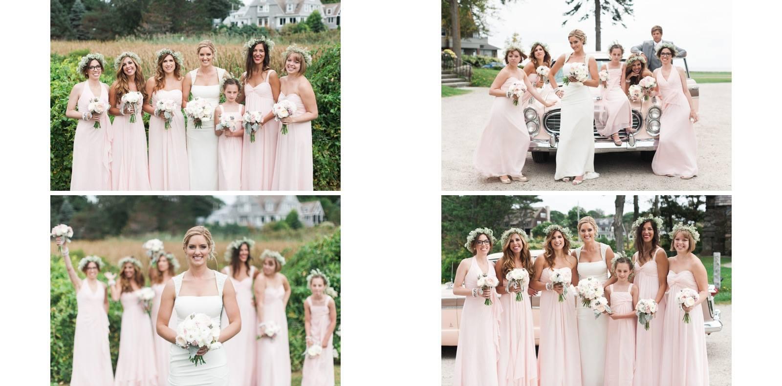 Bridesmaids, wedding